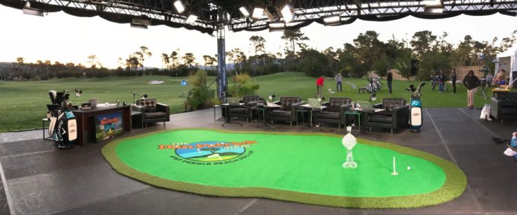 dan patrick show pebble beach 2018