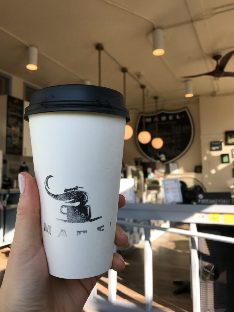Paleo Seattle - Mabel Coffee