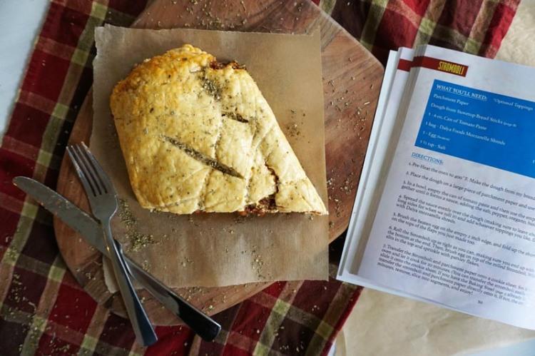 Dinner for Mary Stromboli Recipe