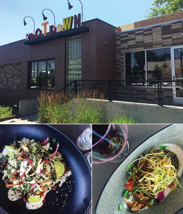 Triple Peak Paleo at Root Down Denver