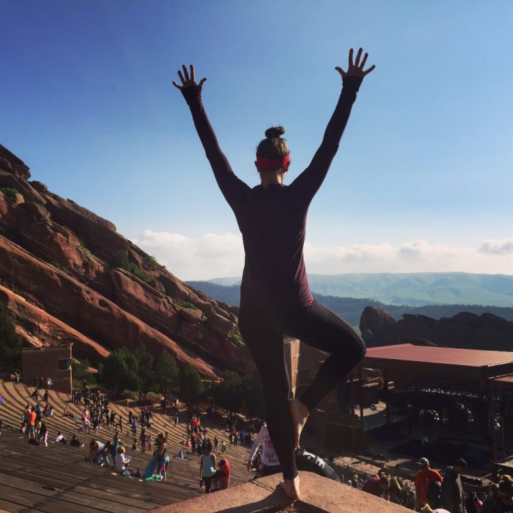 Paleo Denver Fitness at Red Rocks