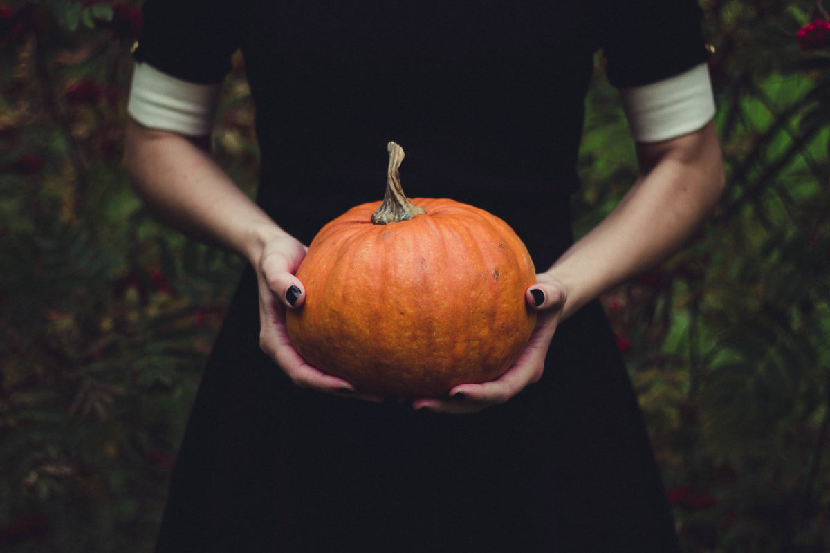 7 Healthy Tricks for A Happy Halloween