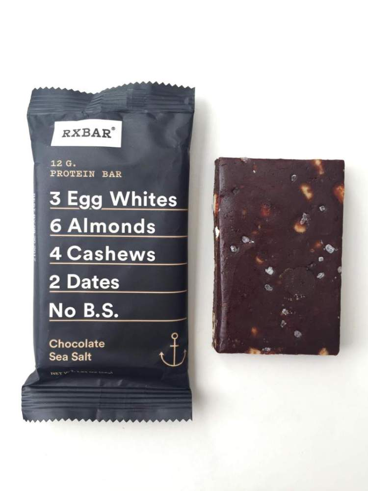 Paleo Snacks at Trader Joe's RX Bars